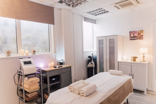 Rolle Therapy - Massage Therapy Room