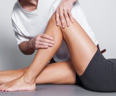Combination Assisted Stretching with Massage by Rolle Therapy